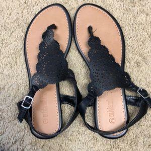 Olivia Miller summer sandals